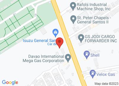 Isuzu General Santos | Dealers | Isuzu Philippines